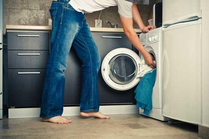 洗濯物を干す時間