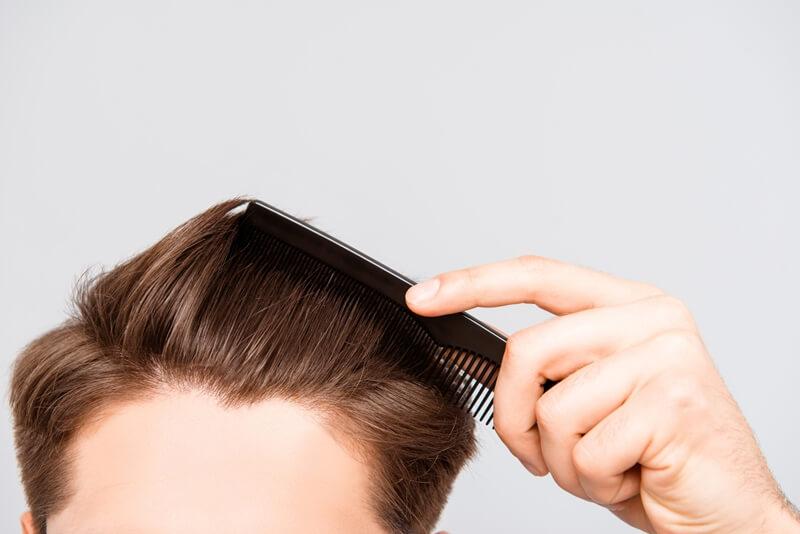 髪の毛サラサラ男になる方法