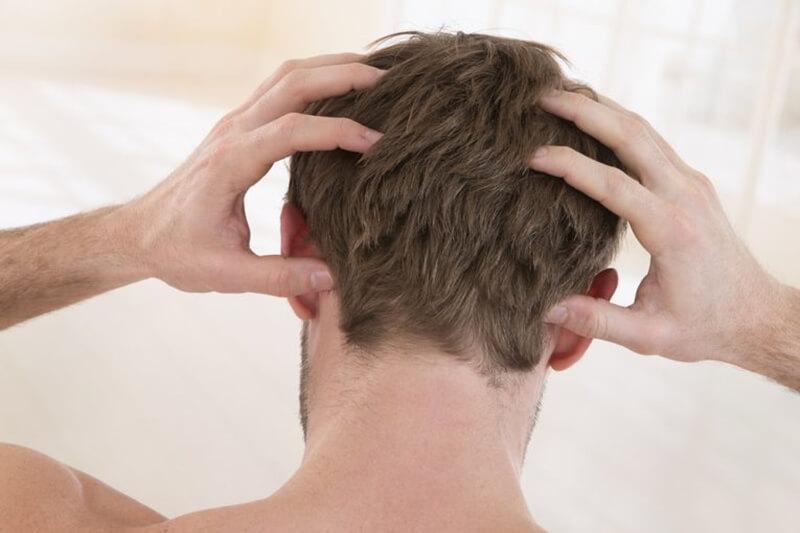 頭皮マッサージの効果と仕方